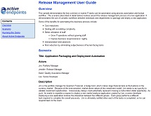 Bpm sample applications | informatica activevos bpms.